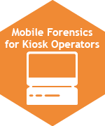 Mobile Forensics for Kiosk Operators course icon